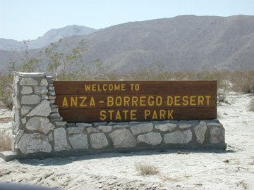 Governor wants to close Anza Borrego Desert State Park