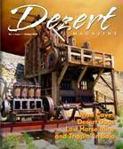 Check out the premier issue of Dezert Magazine